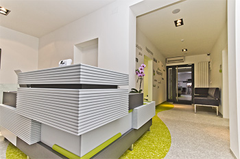 Clinica HappyDent interior